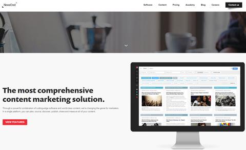 newscred website