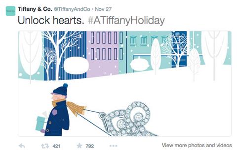 tiffany and company image post