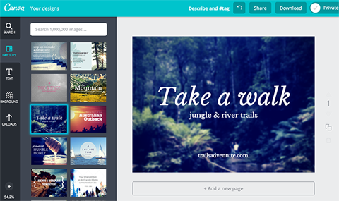 canva slideshare themes