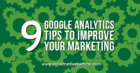 google analytics tools and tips
