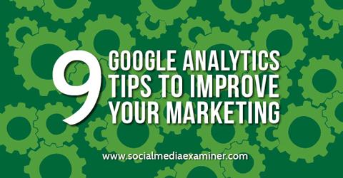 Google Analytics-Tools und -Tipps