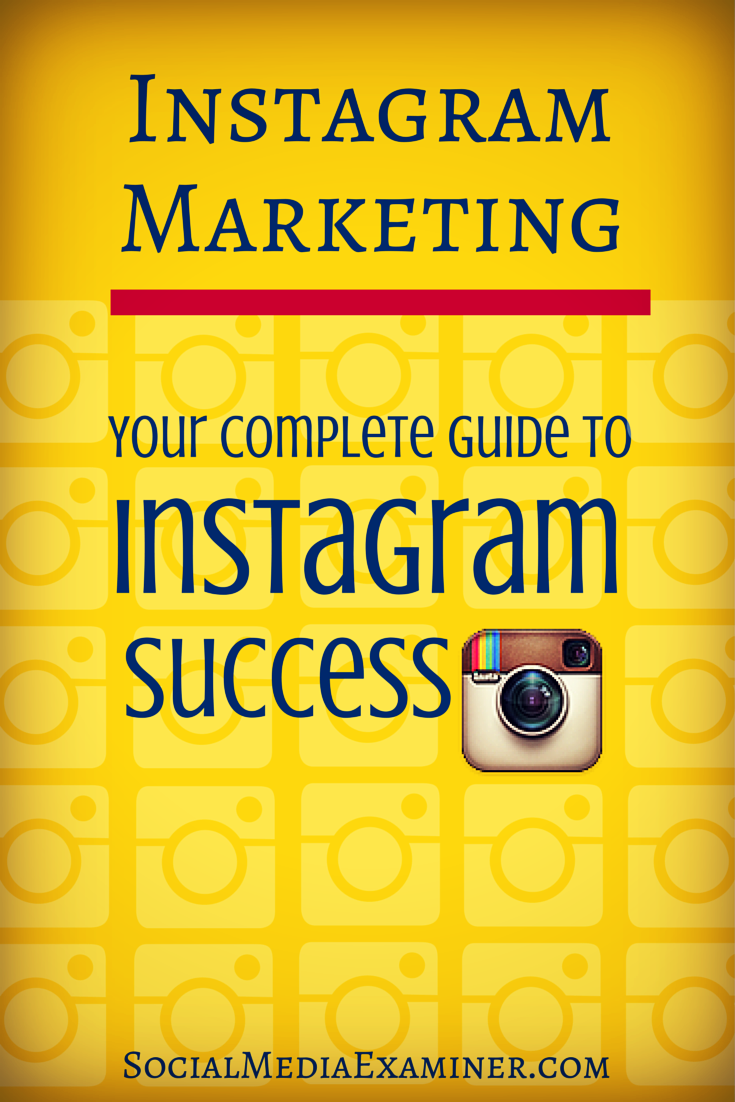complete guide to instagram success