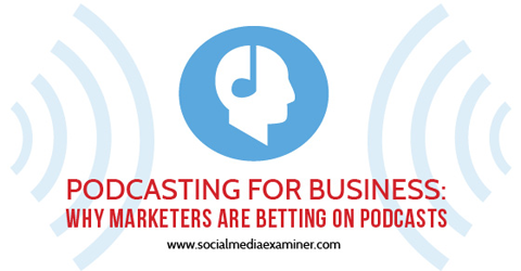 jay baer and joe pulizzi podcasting for business