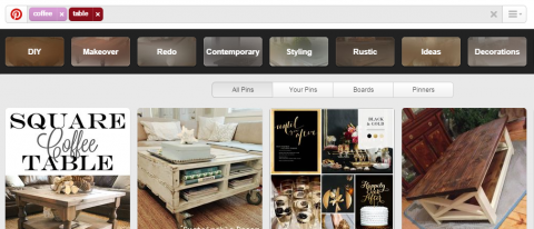 Pinterest is a powerful way to discover products you might not have expected to find.