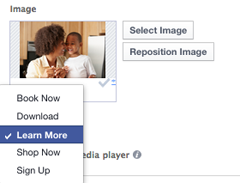 facebook ad image performance comparison