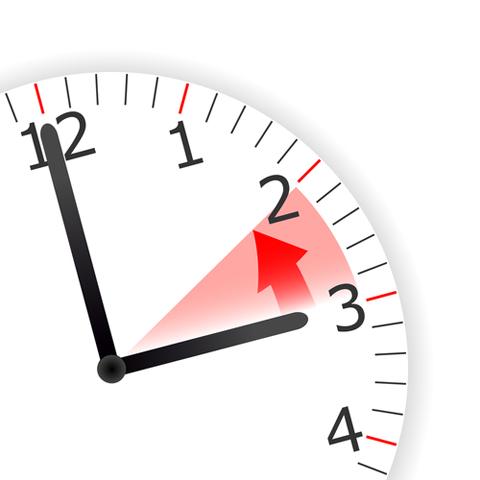 shutterstock clock image 225283933