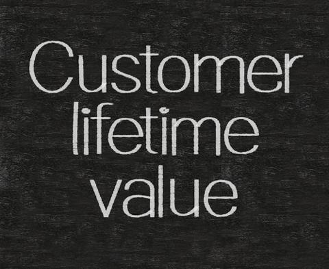 customer lifetime value shutterstock image 98445005