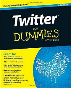 Laura co-wrote Twitter for Dummies.