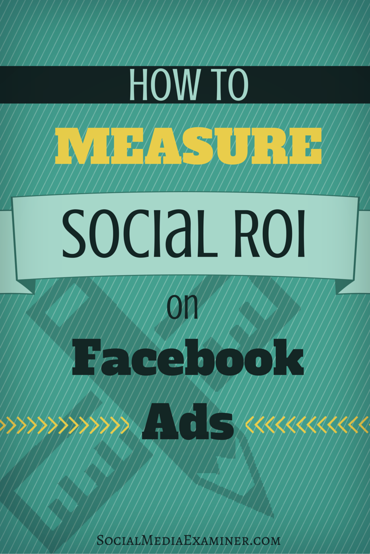 how to social roi of facebook ads