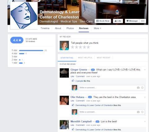 facebook review app