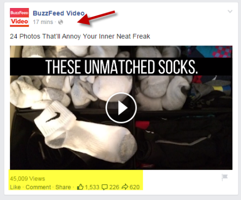 buzzfeed video video post on facebook