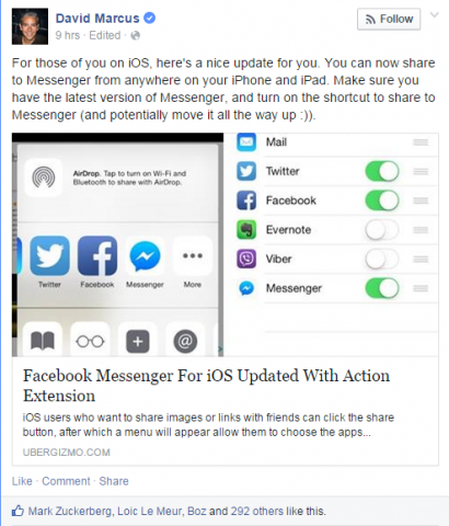 Facebook Launches Ads Manager App: This Week in Social ...
