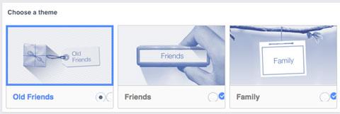 facebook thank you video theme