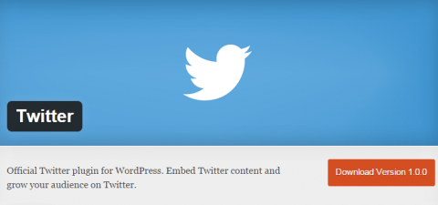 """""""Simple sharing of your site's content on Twitter"""""""