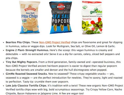 whole foods market blog post bullets