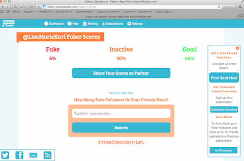 How to Find and Remove Fake Followers from Twitter and