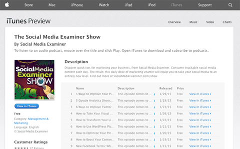 sme podcast episode library