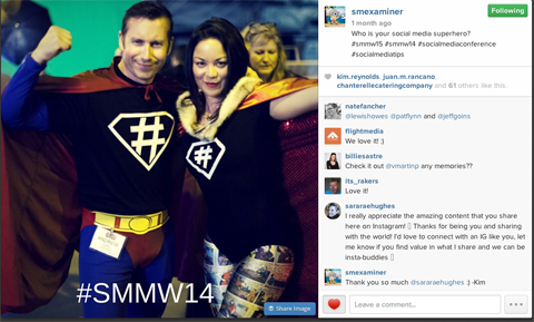 SMMW15 attendee image
