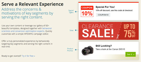 commerce sciences coupon features