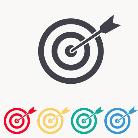 target shutterstock 212550490