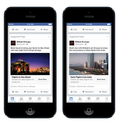 Facebook Helps Marketers Target People Living Abroad
