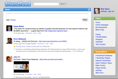 FriendFeed Shuts Down