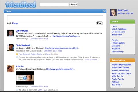FriendFeed Shuts Down