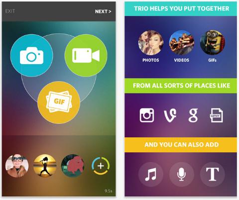 Trio App