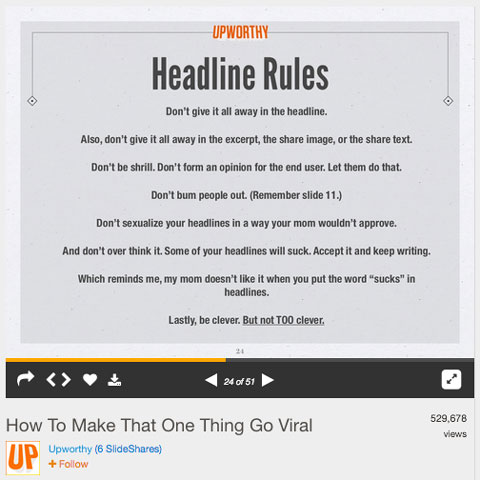 How to Craft Headlines That Draw People to Your Content