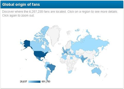 global fan base