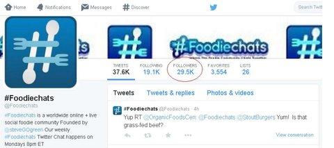 foodiechats twitter header