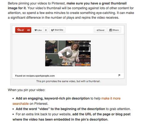 social media examiner pinterest media pin article