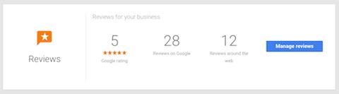 star review ratings