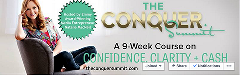 conquer summit header