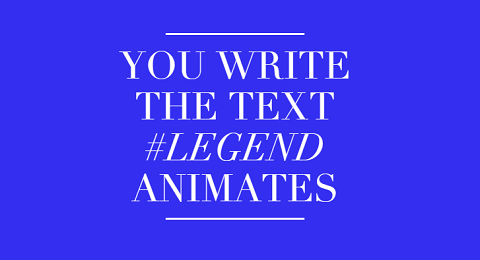 legend app