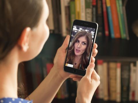 amae livestream placeit image