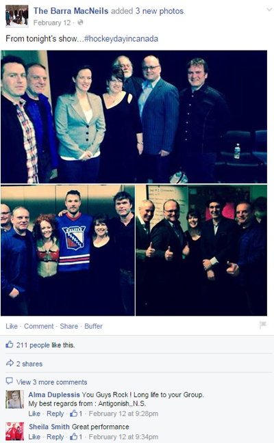 barra macneils facebook photo post