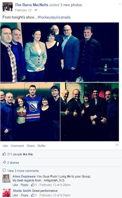 barra macneils facebook photo post