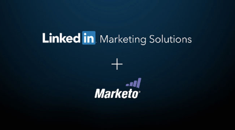 LinkedIn and Marketo Announce Joint Marketing Solution