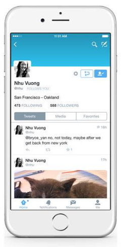 Twitter Makes Changes to Direct Message