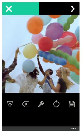 Vine update for Windows Phone