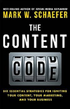 The Content Code by Mark Schaefer