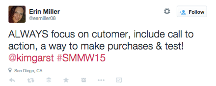 eemiler08 tweet from kim garst session at smmw15