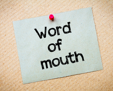 word of mouth image shutterstock 264497192