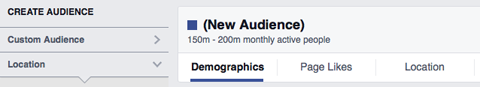 new audience demographics