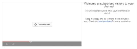 adding a youtube trailer