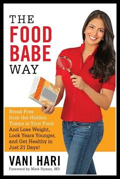 Food Babe Way Book
