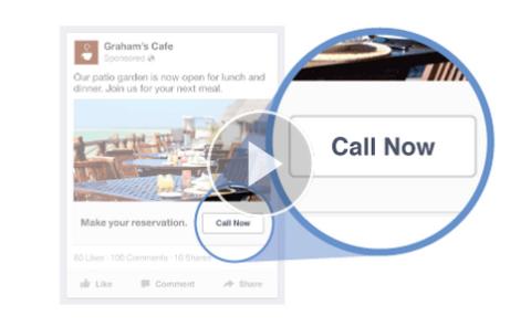Facebook Call Now Button