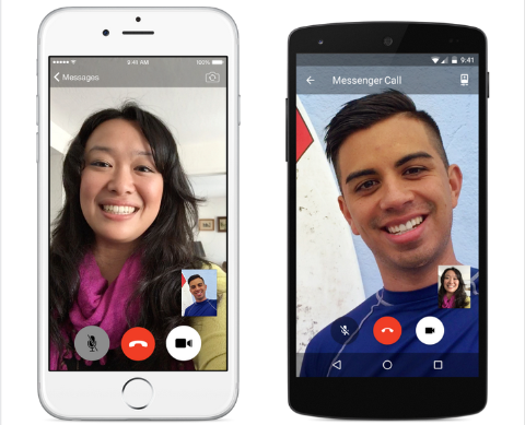Facebook Video Calling in Messenger Now Available Wowrldwide
