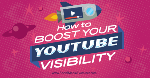 boost youtube visibility